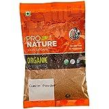 Pro Nature 100% Organic Cumin Powder, 100g