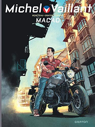 Michel Vaillant - Nouvelle Saison - tome 7 - Macao