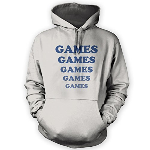 This Way Up Games Games Games Hoodie -x12 Colours- XS To XXL Sizes