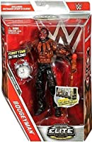 WWE SERIE ELITE 48 ACTION FIGURE - THE BOOGEYMAN CON ACCESSORI NUOVO in scatola - WWE Elite Series 48 Action Figure - The Boogeyman con gli accessori brandnew in scatola