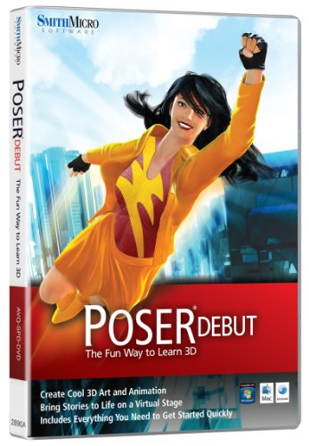 Poser Debut [import anglais]