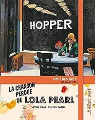 Pont des Arts - la chanson perdue de Lola Pearl par Davide Cali