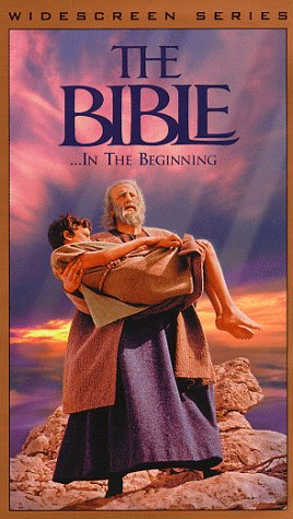 The Bible: In the Beginning... [VHS]