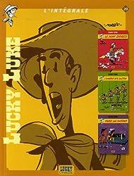 Lucky Luke I'Intégrale, Tome 20 : Le Pony Express ; L'amnésie des Dalton ; Chasse aux fantômes
