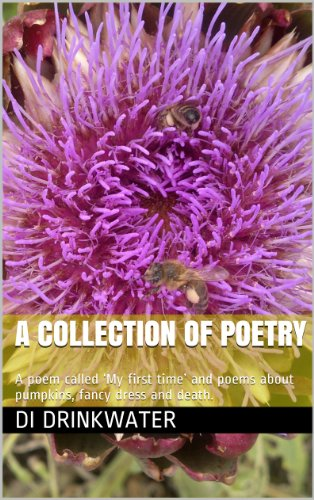 A collection of poetry: A poem called 'My first time' and poems about pumpkins, fancy dress and death. (English Edition)