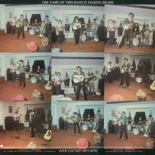 The Name of This Band Is Talking Heads [Vinyl LP]