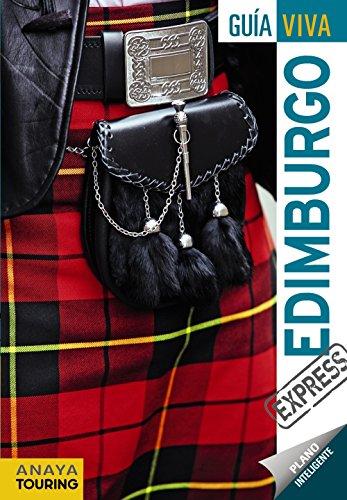 Edimburgo (Guía Viva Express - Internacional) por Anaya Touring