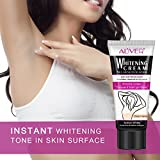 Best Underarm Creams - Natural Underarm Whitening Cream, Armpit Lightening and Brightening Review