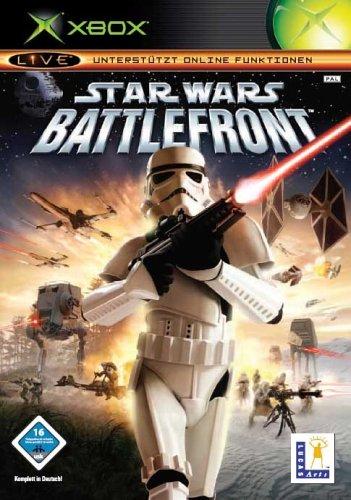 Star Wars - Battlefront (Battlefront Star Wars Xbox 360)