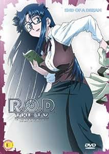 R.O.D - The TV Series - Volume  6 [UK Import]