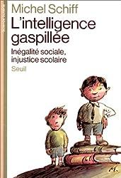 L'Intelligence gaspillée : Inégalité sociale, injustice scolaire