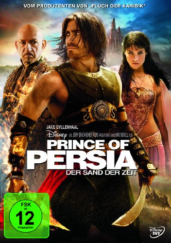 Prince of Persia: Der Sand der Zeit (Prinz Prinzessin Paar Kostüm)