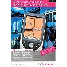 RouteNavigator Pocket-PC. Für Windows CE und Palm OS.