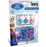 Canal Toys - 25715 - Kit De Loisirs Créatifs - Bracelets Loomys - Reine Des Neiges