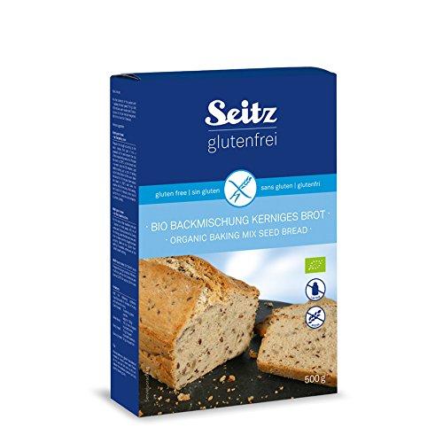 Seitz BIO Backmischung für kerniges Brot Glutenfrei