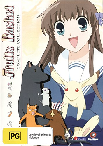 fruits basket - Fruits Basket Complete Collection (4 DVD)