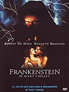 Frankenstein Di Mary Shelley (1994) [Italian Edition] by robert de niro
