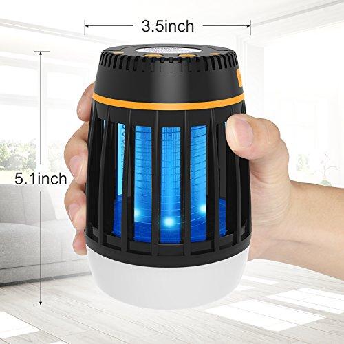 Mini Tragbare Laterne Zelt Licht Led-lampe Notfall Lampe Wasserdichte Hängen Offensichtlicher Effekt Camping & Outdoor Laternen