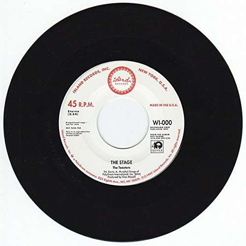 Crazy Bald Heads / The Stage [Vinyl Single 7'']