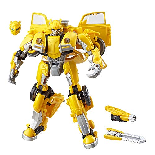 Hasbro Transformers Generations: Studio Series 18 Deluxe Bumblebee Movie Bumblebee