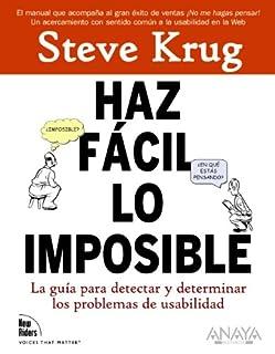 Haz fácil lo imposible (Títulos Especiales) (8441527547) | Amazon Products