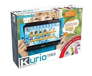 Kurio DECIIC16100 Tab 2+ mit Toggo Content für