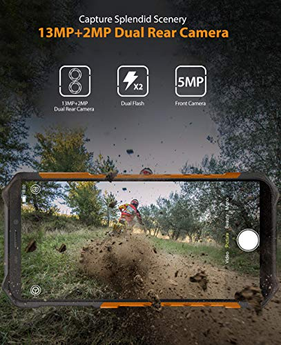 Zoom IMG-5 ulefone armor x5 4g rugged