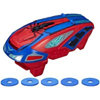 Marvel The Amazing Spider-Man 2 Motorized Spider Force Web Blaster by Spider-Man TOY (English Manual)