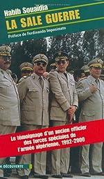 La Sale Guerre de Habib Souaïdia