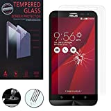 HCN PHONE 1 Film Verre Trempé de protection d'écran pour Asus Zenfone 2 Laser ZE600KL/ ZE601KL 6' - TRANSPARENT