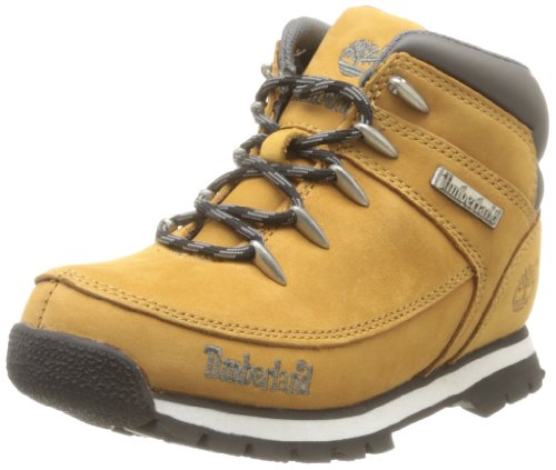 Timberland Boys Euro Sprint Boots Wheat, 4 UK(37 EU)