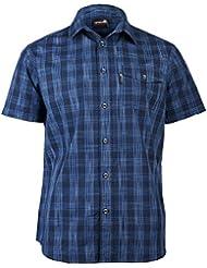 Ternua Ovens - Camisa para hombre, color azul