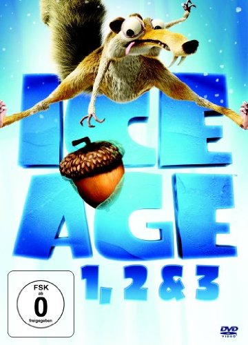 Ice Age - Box Set (3 DVDs)