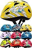 Skullcap® Fahrradhelm für Kinder von Kindern gestaltet von Profis gebaut, Builder