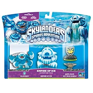 Skylanders: Spyro's Adventure – Empire Of Ice Adventure Pack