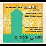 Highlights from Delibes Lakmé