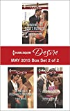 Harlequin Desire May 2015 - Box Set 2 of 2: An Anthology (English Edition)