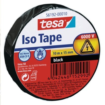 Tesa Vermeidet Kurzschlüsse und Stromschläge