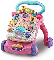 VTech - Correpasillos Andandín 2 en 1, Diseño Mejorado, Andador Bebé InTeractivo Plegable y Regulador de Veloc