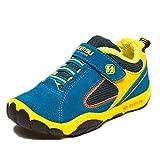 Gaatpot Chaussures en coton pour enfants d'hiver Chaussures de sport avec Doublure Chaude chaussures de Running et Fitness Mixte Enfant,Pointure 27-41