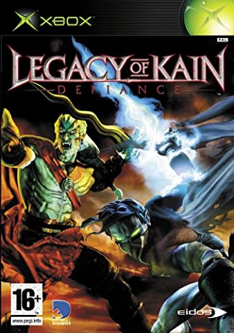 Legacy Of Kain Defiance - Legacy of Kain: Defiance (Xbox) [import