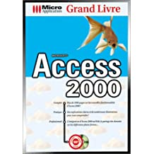 Grand Livre Access 2000