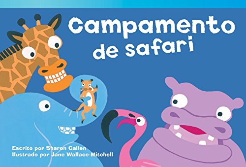 Campamento de safari (Safari Camp) (Fiction Readers)