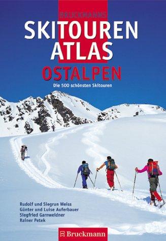 Bruckmanns Skitourenatlas Ostalpen