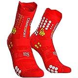 Compressport Pro Racing Socks v3.0 Trail Calcetines para correr Unisex-Adult