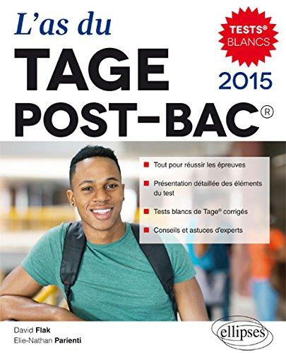 L'As du Tage Post Bac 2015