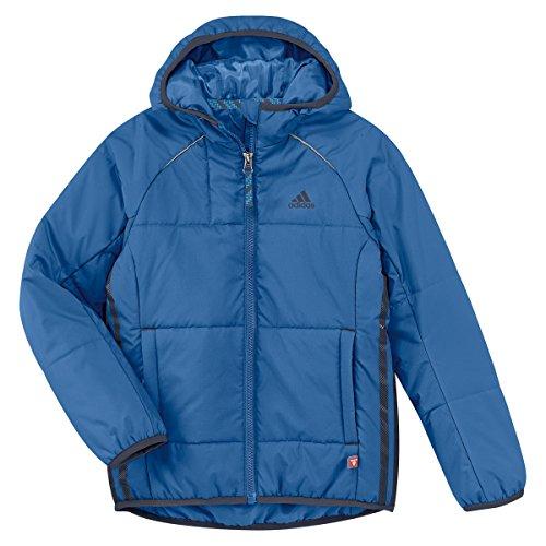 adidas NEU Boys Lofty Hoody Size 176 Kinder Sweatshirts & Hoodies Blau
