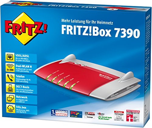AVM FRITZ!Box 7390 WLAN Router_3