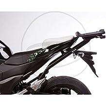 Shad K0Z883ST Soporte de Baúl para Kawasaki Z800, Negro