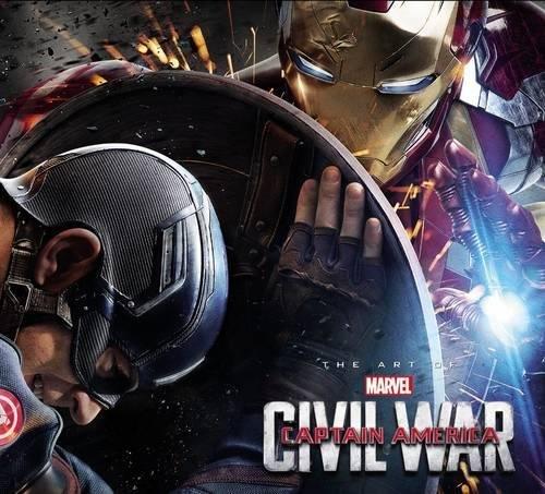 Marvel's Captain America. The Art Of The Movie por Marvel Comics